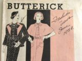 Butterick Fashion News June 1934
