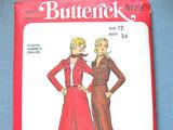 Butterick 6129 A