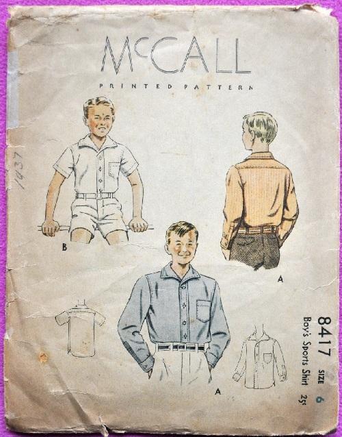 Mcc boys shirts 8417 b small
