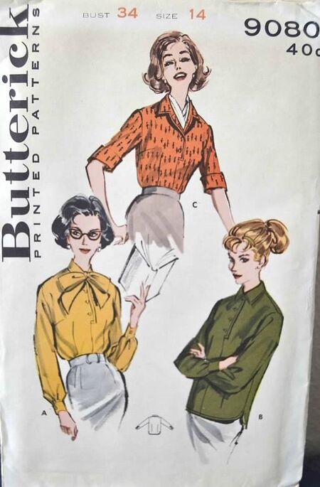 Butterick 9080 (2)
