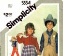 Simplicity 5334