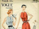 Vogue 7668 A