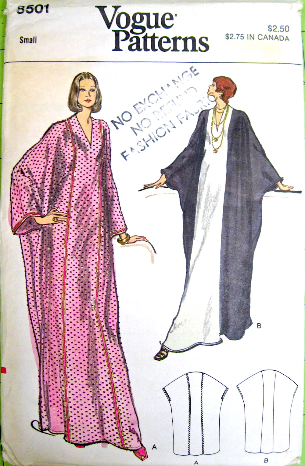 Vogue 8501 A | Vintage Sewing Patterns | FANDOM powered by Wikia