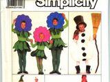 Simplicity 8833 A