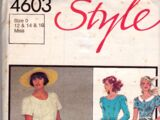 Style 4603