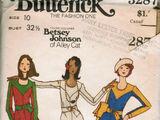 Butterick 3287 A