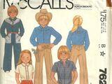 McCall's 7626 A