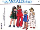 McCall's 5109