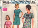 Simplicity 7600