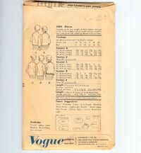 Vogue 5204b