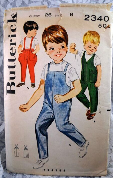 Buttr 2340 overalls resize