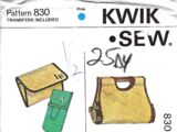 Kwik Sew 830