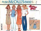 McCall's 5932