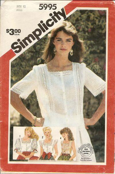 Sim5995-blouse