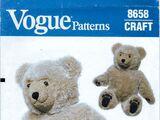Vogue 8658 A
