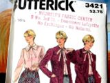 Butterick 3421 B