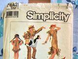 Simplicity 7642 B