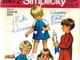 Simplicity 8472