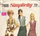 Simplicity 7808