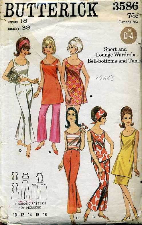 Butterick 3586 | Vintage Sewing Patterns | FANDOM powered by Wikia