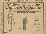 Butterick 4472 A