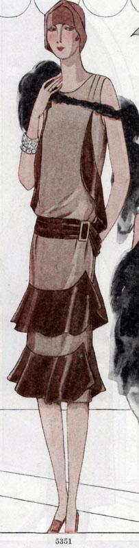 McCall 5351 1928