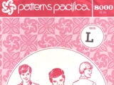 Patterns Pacifica 8000