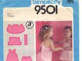 Simplicity 9501