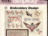 Simplicity 6916 A
