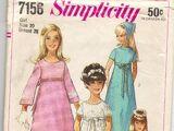 Simplicity 7156