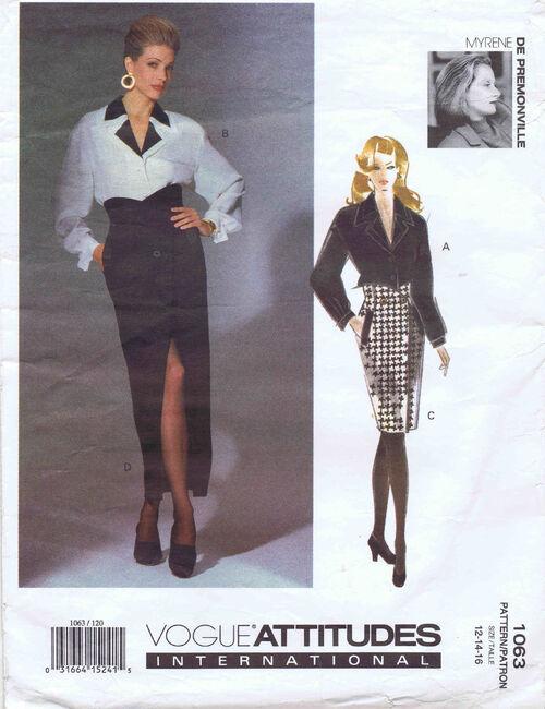 Vogue 1993 1063