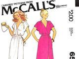 McCall's 6552 A