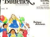 Butterick 4986