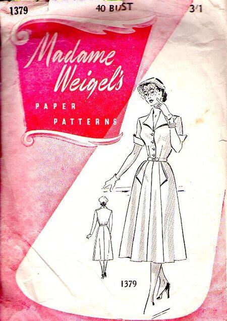Madame weigel's 1379