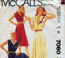 McCall's 7060