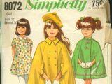 Simplicity 8072