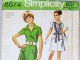 Simplicity 8874
