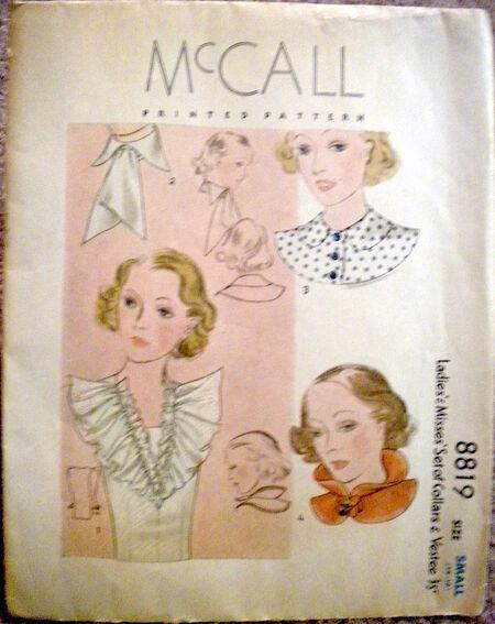 McCall 8819 image