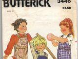 Butterick 3446