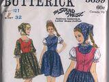 Butterick 3699 A