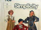 Simplicity 7106 A