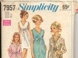 Simplicity 7957 A