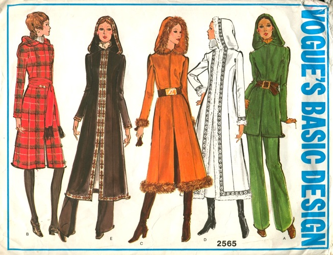 Vogue 2565   Vintage Sewing Patterns   FANDOM powered by Wikia