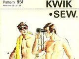 Kwik Sew 651