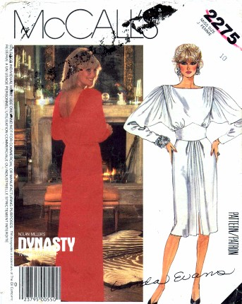 McCalls 1985 2275