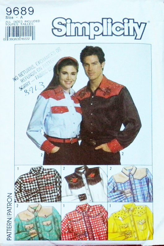 Simplicity 9689 Vintage Sewing Patterns Fandom Powered By Wikia