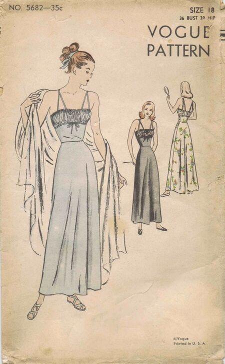 Vogue 1946 5682