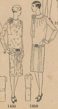 Butterick 1436 1889