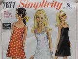 Simplicity 7677