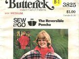 Butterick 3825 A